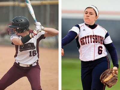 All-Conference Softball Team; Harcum, Reilly Honored