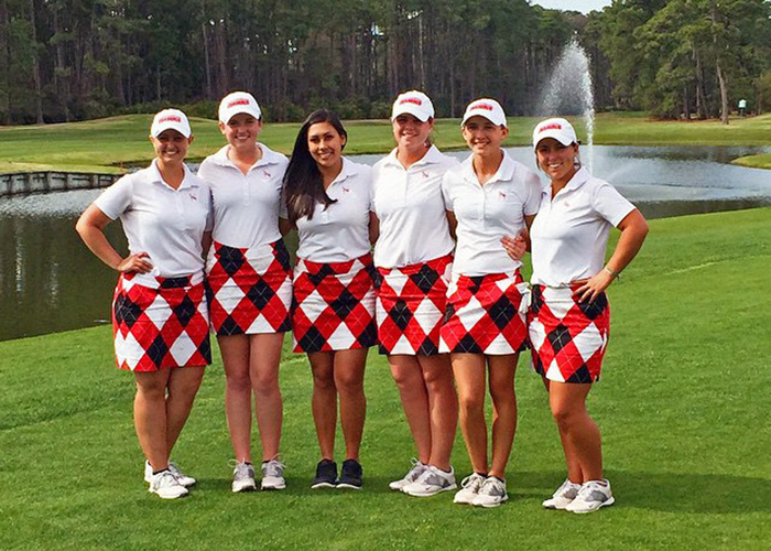 Lady Hawks shoot 316 in final round at Jekyll Island