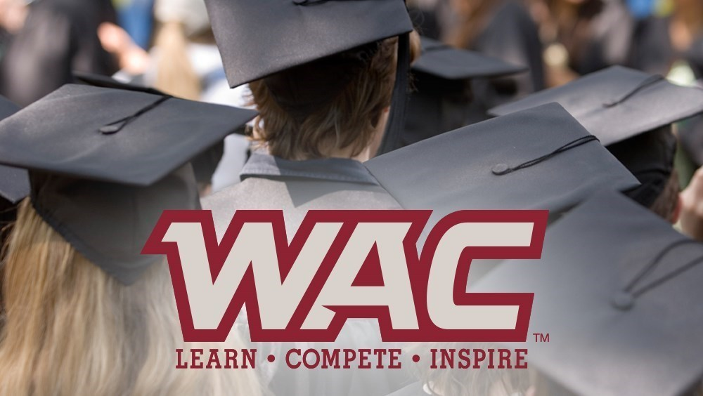 WAC Announces Academic All-WAC Honorees for Fall 2018 Sports