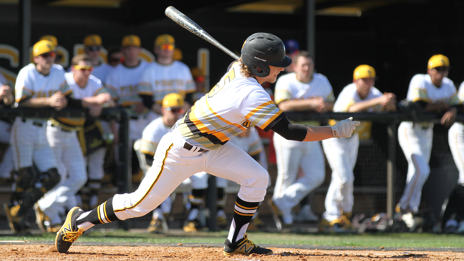 Baseball swept by No. 7 Centenary