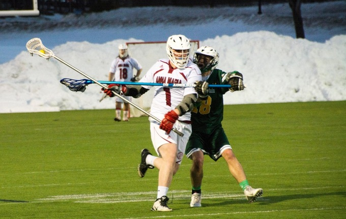Cadets March to Victory Over AMCATS, 13-5