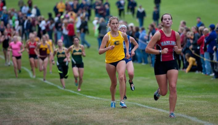 Women's Cross Country Wins 2012 Roy Griak Invitational