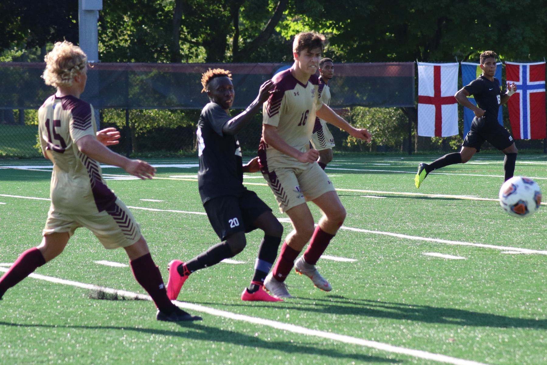 PK's Aid Fast Start In Walsh Win Over Roberts Wesleyan