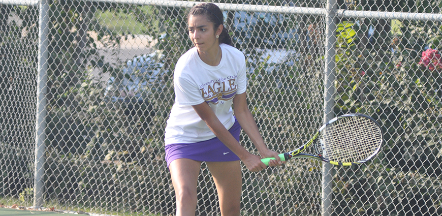 Women's Tennis Team Suffers Loss Against Schreiner