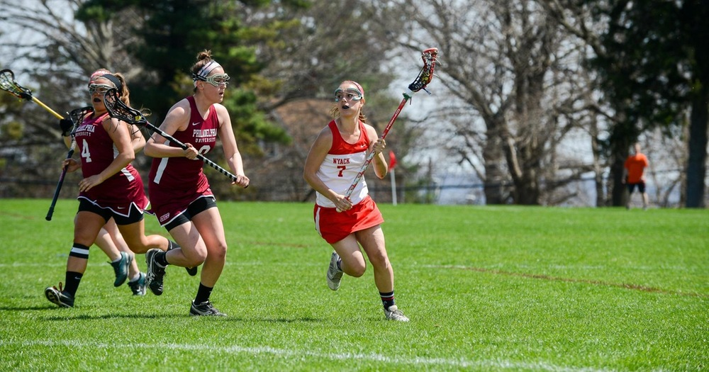 Women's Lacrosse Drops Conference Game to Holy Family University Tigers