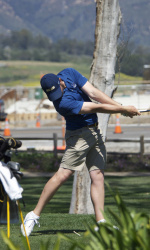 Scher Claims March Big West Golfer of the Month Honors