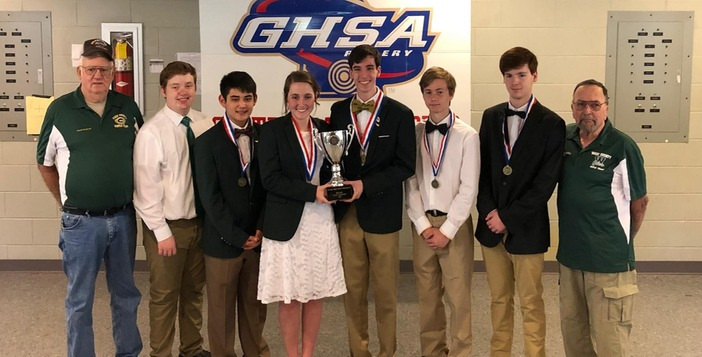 Gators Win Third Consecutive State Rifle Championship