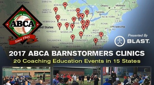 CUW selected as host of ABCA Barnstormers Clinic