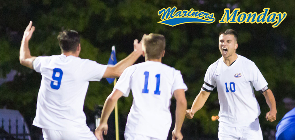Mariners Monday: Men's Soccer