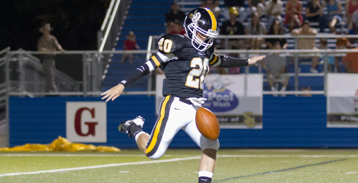 Erwin earns SCAC Special Teams Player of the Week honors