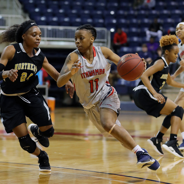 Lady Indians fall to Co-Lin on last-second shot