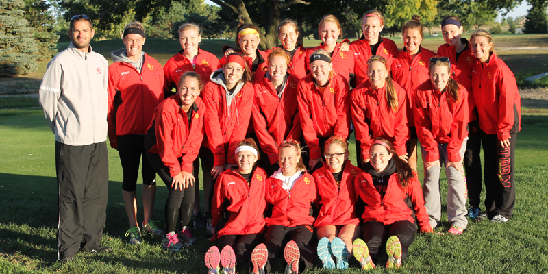 Women's cross country shows improvement at Lamb-Kohawk