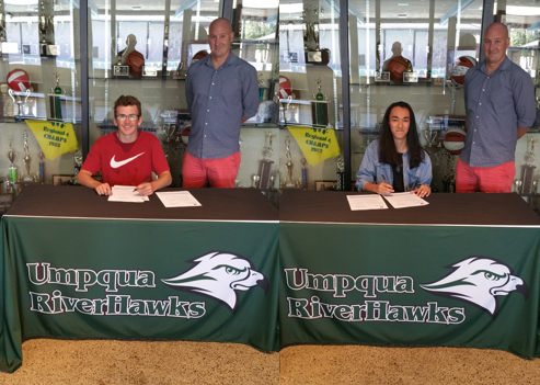 RiverHawk Cross Country Adds Two Roseburg Runners