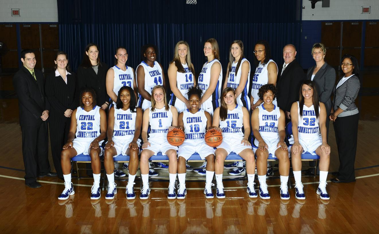 Women's Basketball Picked to Finish Seventh in NEC Preseason Coaches Poll