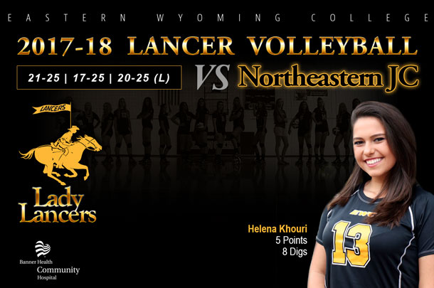 Eastern Wyoming College vs. Northeastern JC @ home