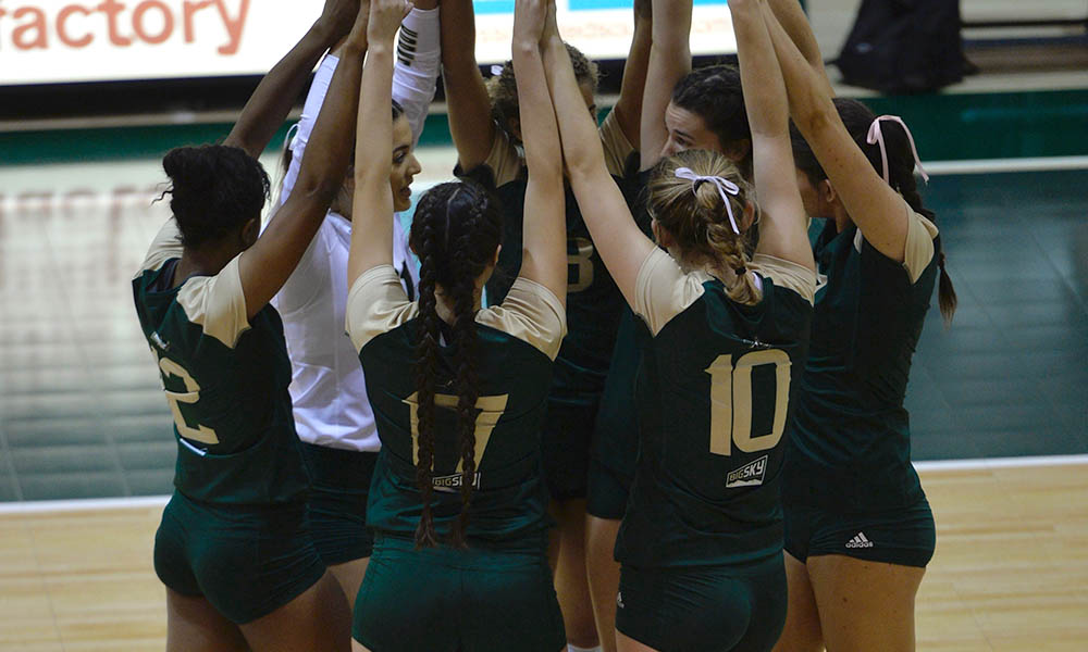 VOLLEYBALL WILL ASSUME NO. 4 SEED AT THE BIG SKY TOURNEY, PLAY ON THANKSGIVING DAY