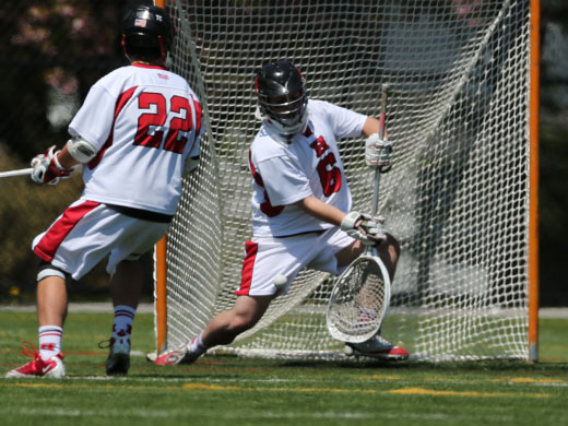 Block earns win in goal as Fords close season with win over Garnet