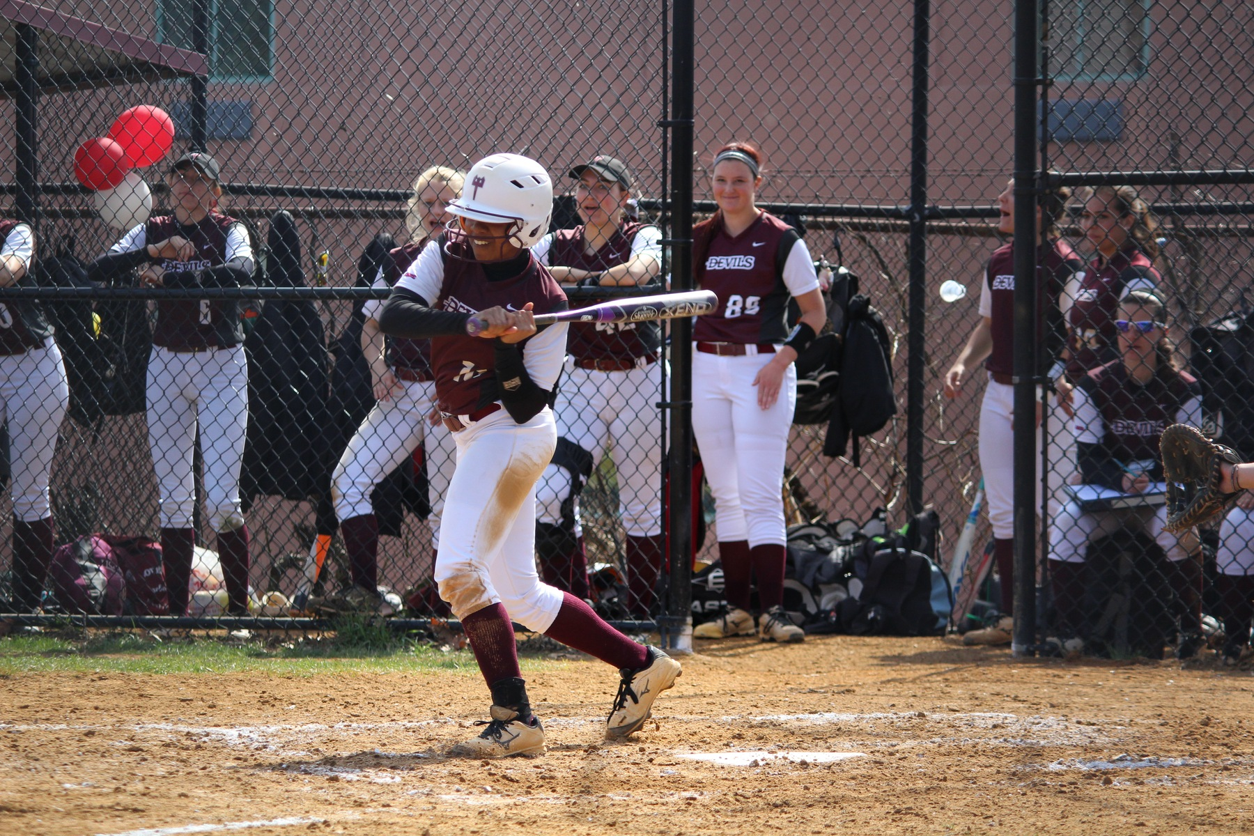 USciences Softball Looks For Offense Against WilmU