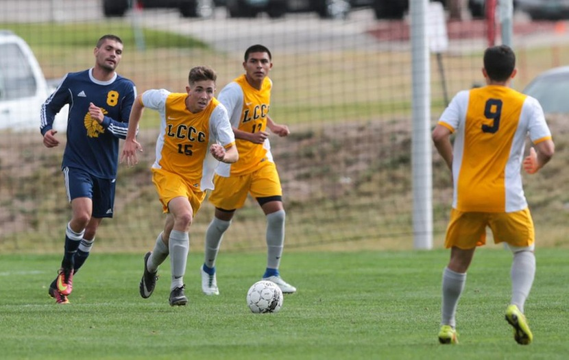 Men's Soccer Drop Season Opener