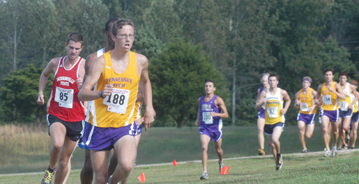 Taylor leads Golden Eagle runners into OVC meet Saturday