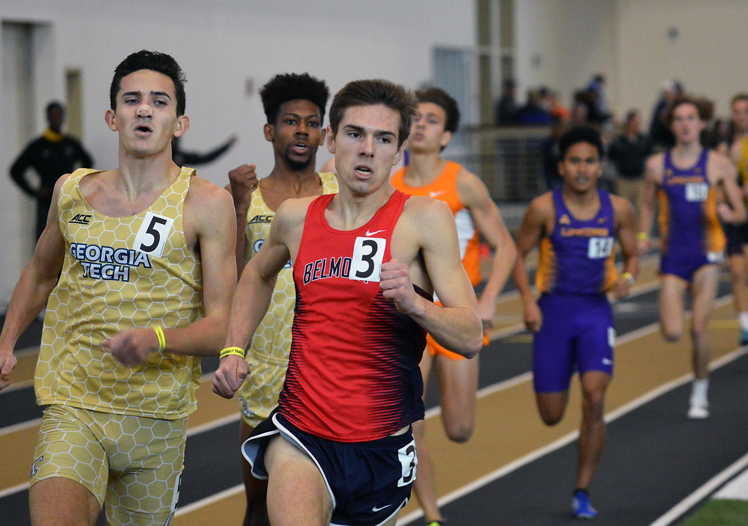 Belmont All-Access: Eaton eager to lead