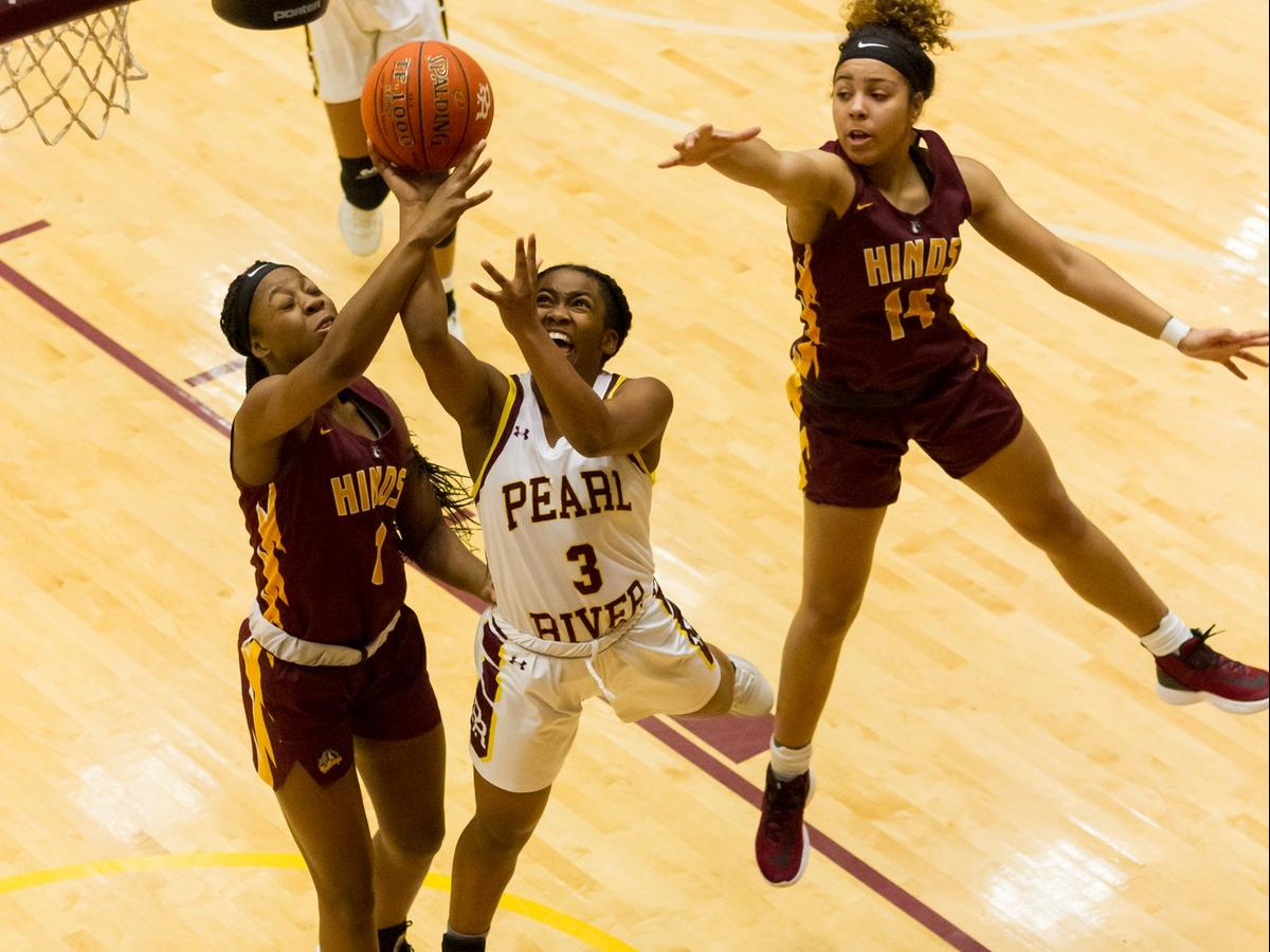 Pearl River women hold off Hinds late for MACJC win