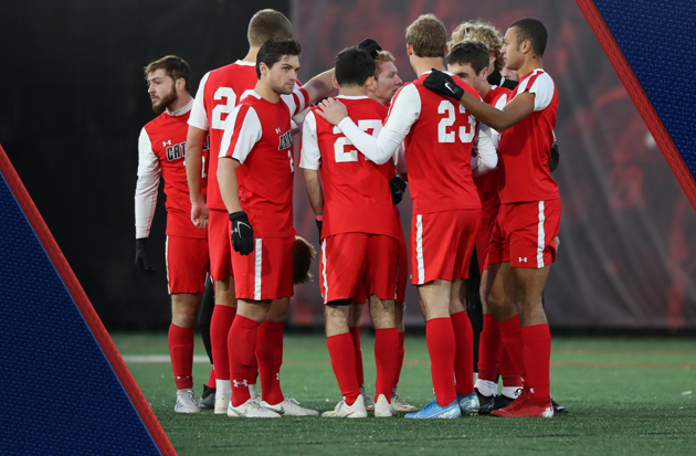 Catholic University men's soccer team saw its 2019 season end Saturday evening in a 2-1 loss to Connecticut College in the first round of the NCAA Tournament at Carlini Field.