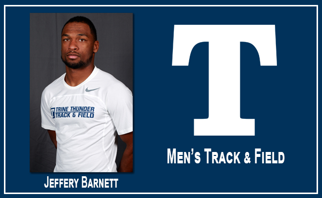 Men's Track & Field Record Two Victories at Gina Relays