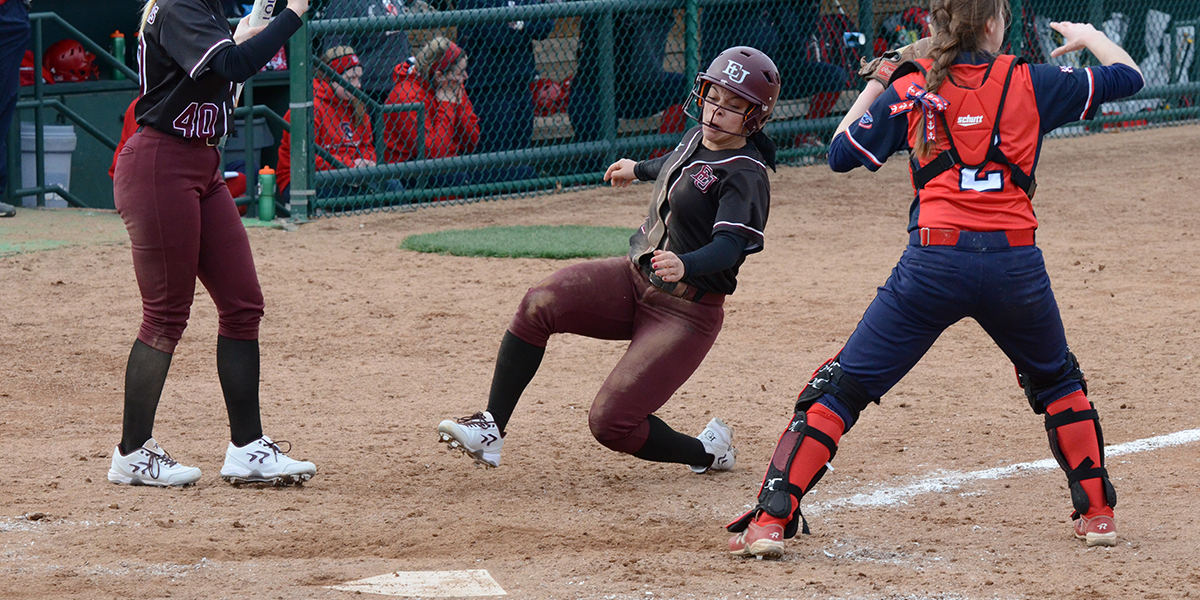 Michelle Sheppard Named NFCA All-Region for Evangel Softball