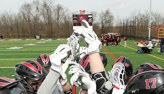 Partner with the Muskingum Men's Lacrosse Team to end Pediatric Cancer