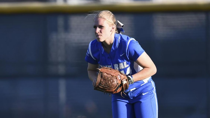 Softball Falls in Doubleheader to Yale
