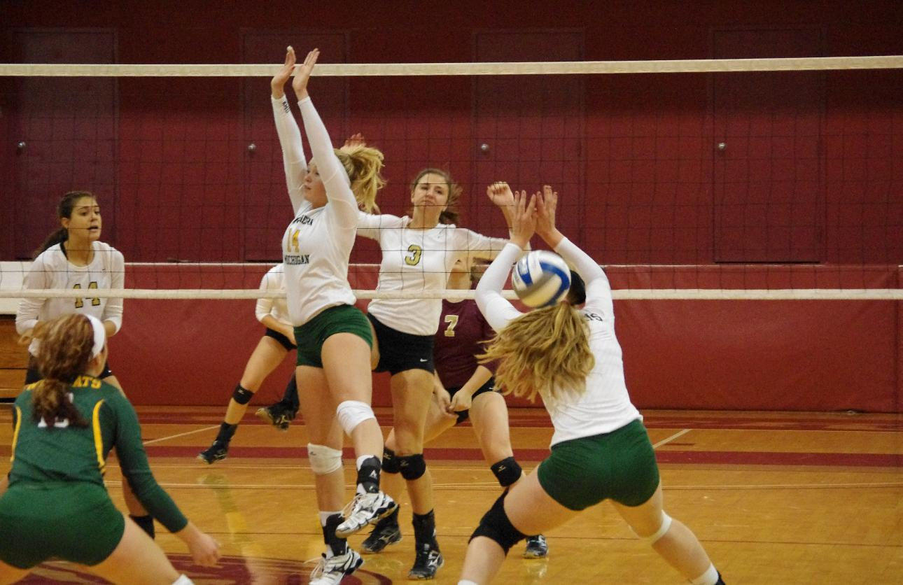Northern Michigan Sweeps Cavs