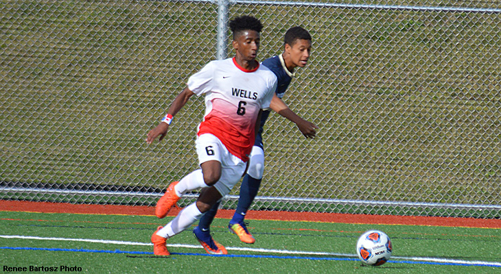 Men's Soccer Earns Victory At Hilbert