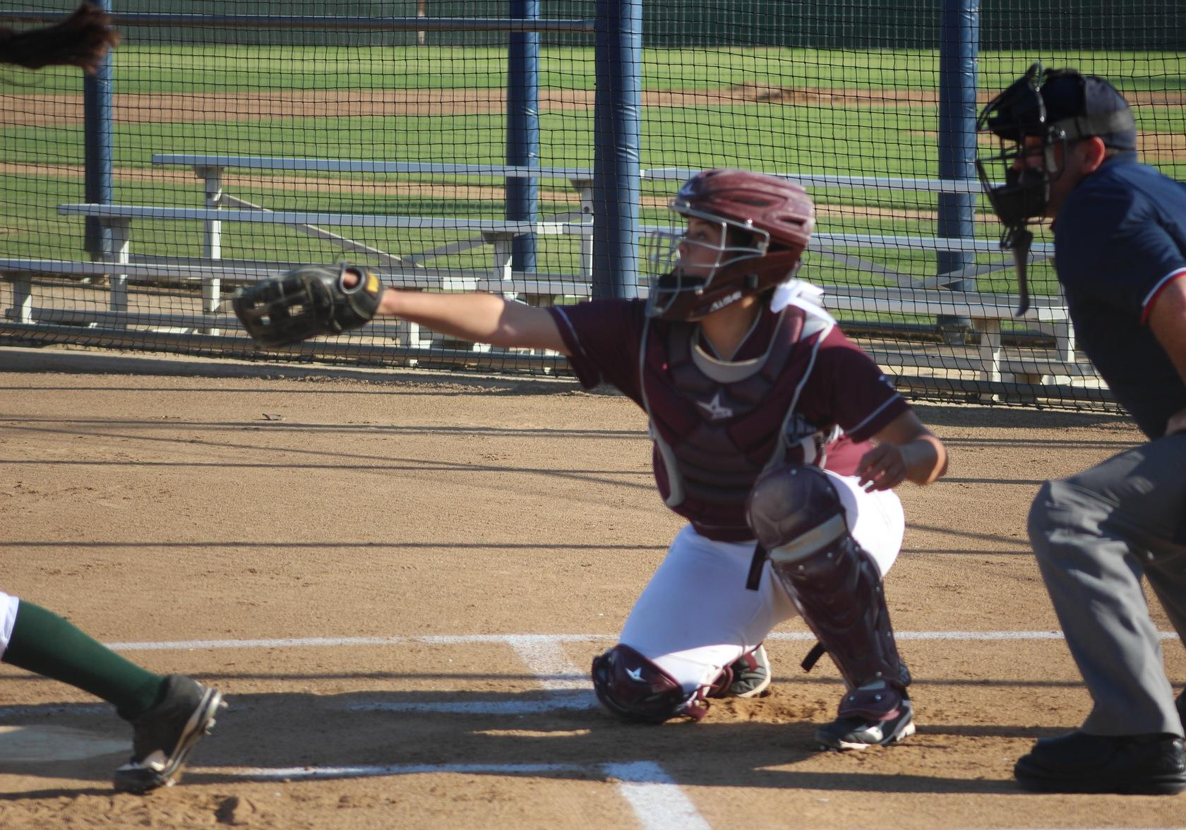 Softball Comes Up Short against Cerritos