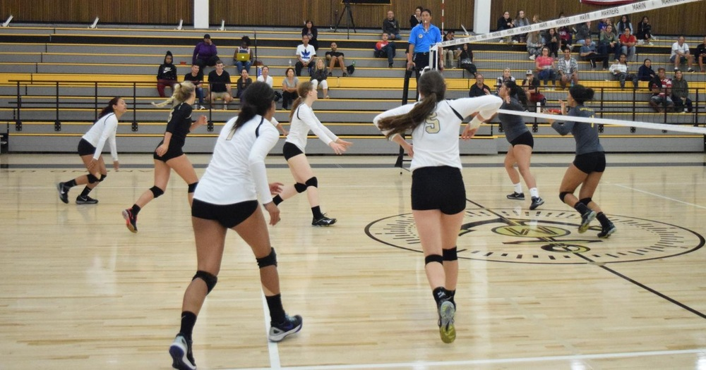 Mariners' finish final double day with 3-0 Loss to Ohlone