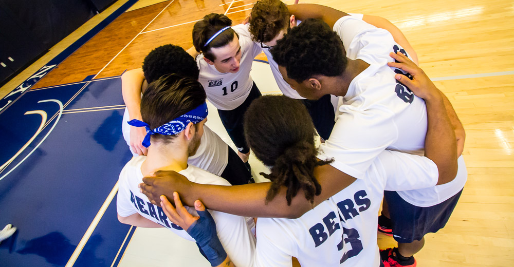 Men's Volleyball Wraps Up Clinton Hill Classic Against John Jay and CCNY