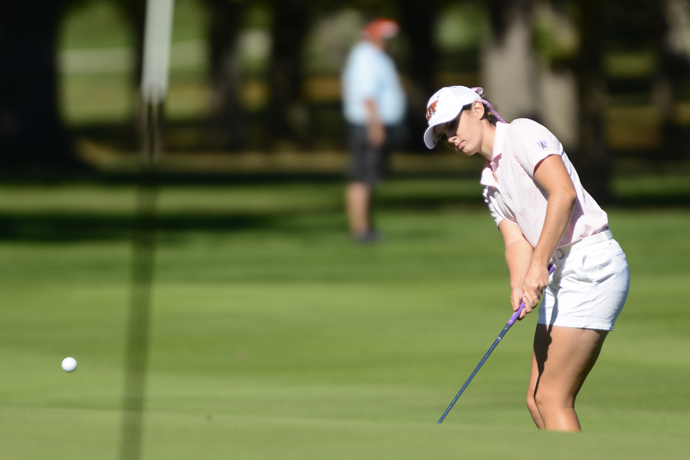 Women's Golf Shatters Records, Take 3rd at Indy