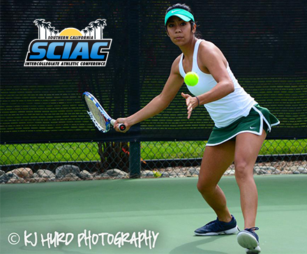 No. 15 Tennis Upsets No. 6 Pomona-Pitzer, Advances to SCIAC Final