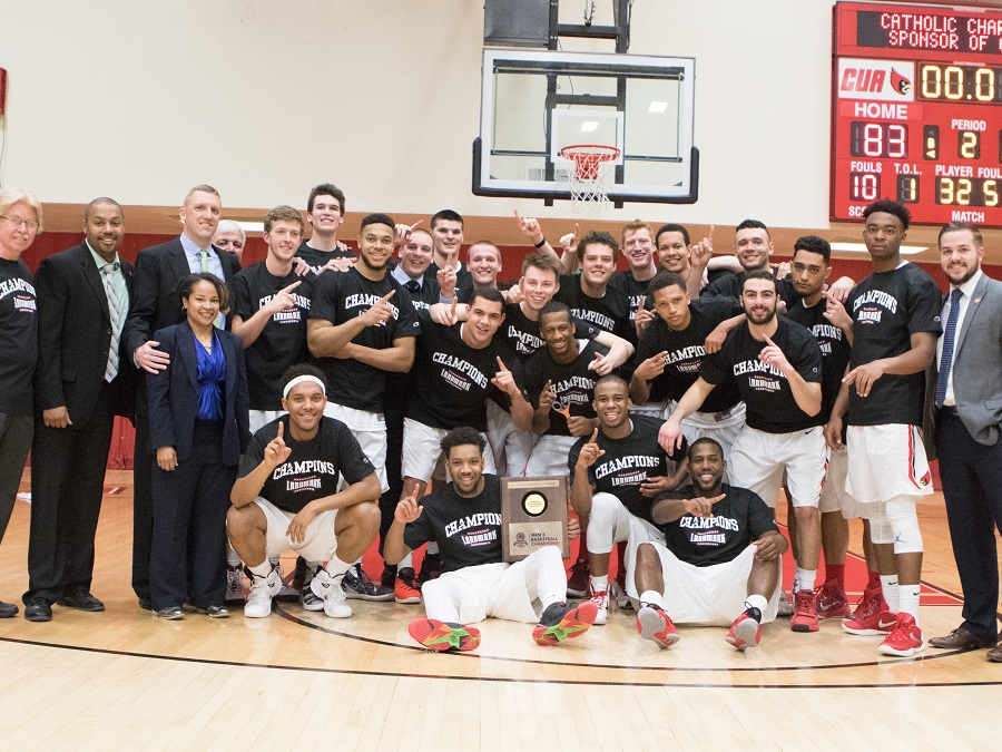 Fonville Leads Cards to Landmark Title & NCAA Tournament Berth