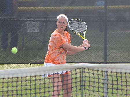 Women's Tennis falls 5-0 to DePauw (Ind.) in the 2nd round of the NCAA III Tournament