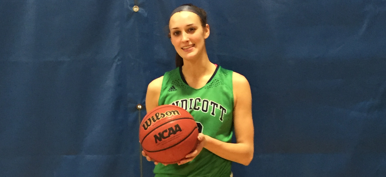 Kelsey Cuddy Eclipses 1,000 Career Points In Gulls' 59-52 Road Win Over Western New England