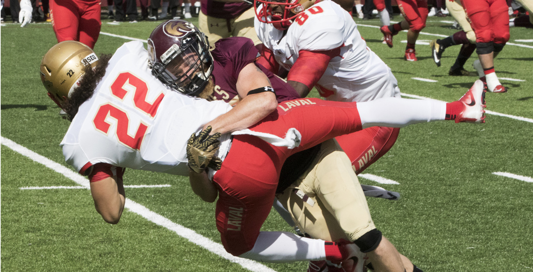 Mounties Lose to Laval in Interlock Play