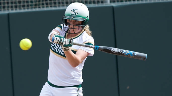 SOFTBALL WINS ITS HOME OPENER OVER UC DAVIS, 5-0