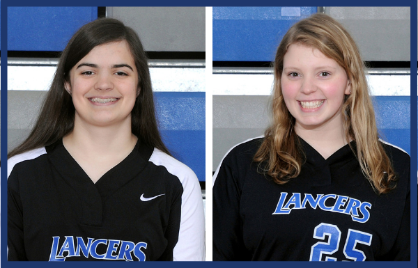 Softball: Lancers Win Two