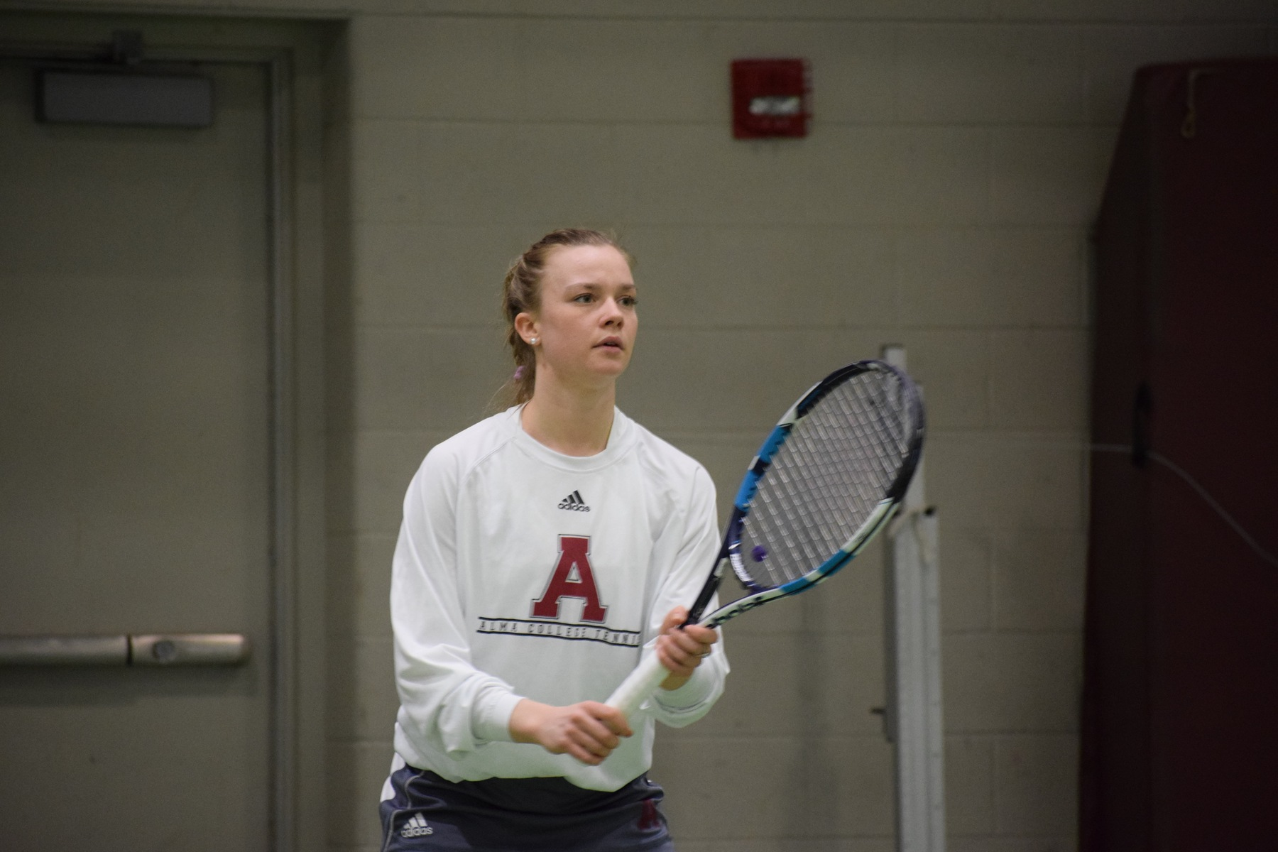 Women's Tennis blanked by Lake Superior State