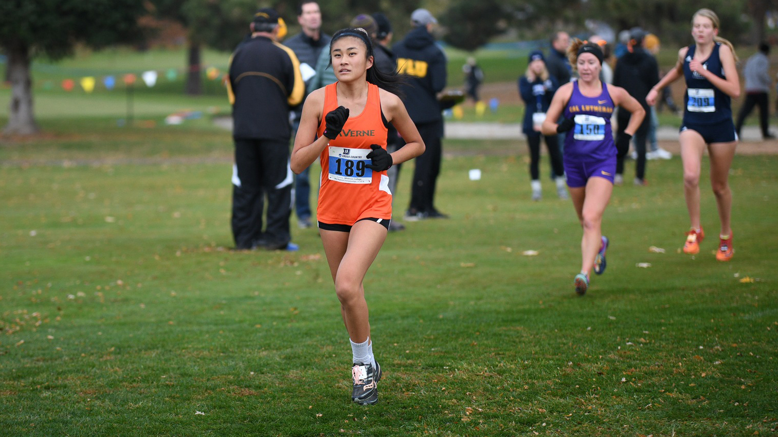 Women's Cross Country Run at UCR