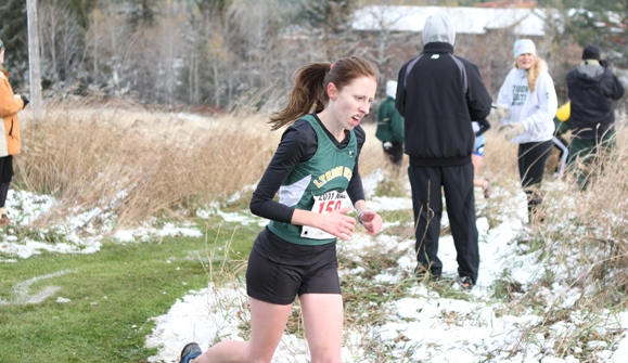 Lyndon harriers, coach earn All-NAC honors