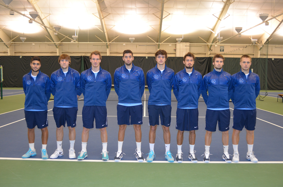 Men's Tennis Wins GLIAC Tournament Championship With 5-1 Win Over Findlay