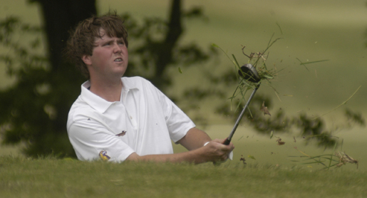 Golden Eagle golfers eighth after Day One at OVC Championships