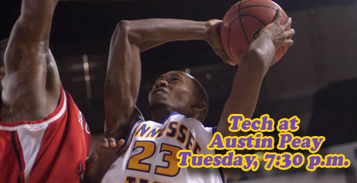 Golden Eagles visit Austin Peay in OVC opening round